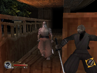 Screenshot Thumbnail / Media File 1 for Tenchu - Stealth Assassins [U]